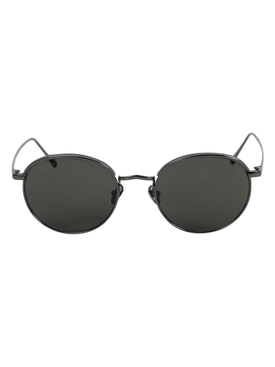 Marlon Sunglasses, nickel
