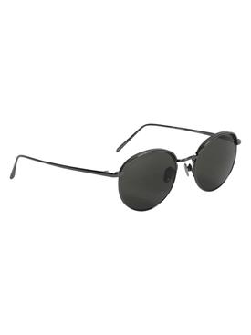 Marlon Sunglasses, nickel