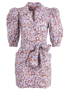 Casitas mini dress PAINTBRUSH