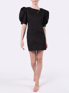 BAR JEAN DRESS BLACK