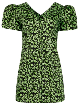 Pedra Bonita Dress Green Sloth