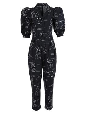Casitas Jumpsuit Black