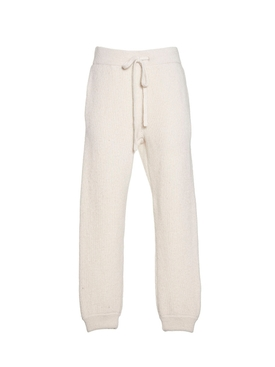 Cashmere-wool jogger pants LAPPONIA
