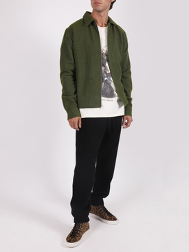 Cashmere-wool jogger pants EMBASSY