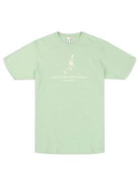 Live Longer T-Shirt Honeydew Green
