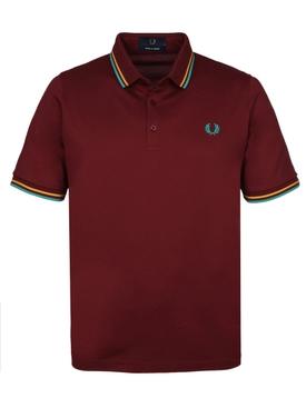 Classic logo polo shirt PORT