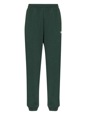 Dark green Polizei sweatpants