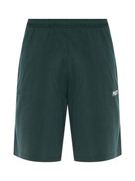 GREEN POLIZEI SHORTS
