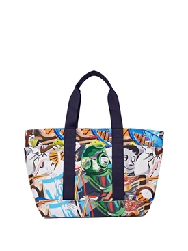 X David Salle Mason Tote Bag