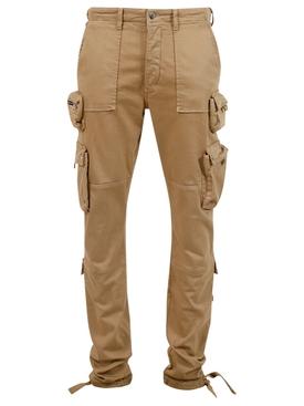 Khaki tactical Cargo pants