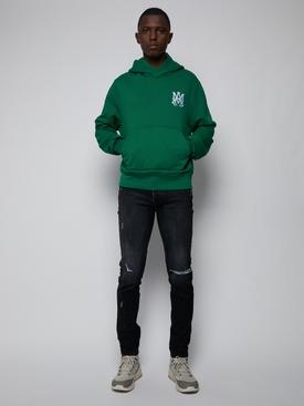 Slit Knee Jean, Pigment Indigo