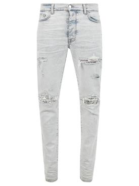 MX1 Leather Bandana Jean