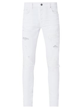 Slim Fit MX1 Jean White