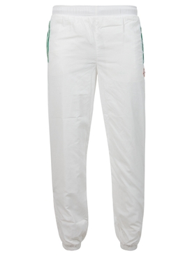 Casa Sport Tracksuit Pant White and Green