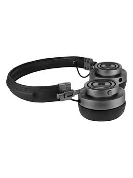 Premium Leather On-Ear Headphones