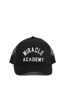MIRACLE ACADEMY TRUCKER HAT BLACK