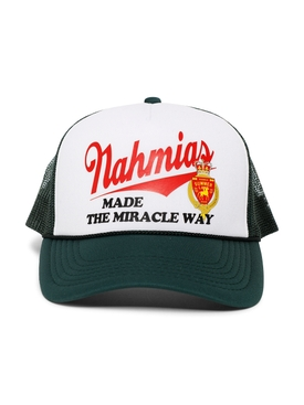 Miracle trucker hat, green