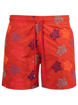 Red Mistral swim shorts
