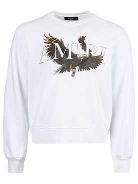 White Eagle Crewneck Sweater