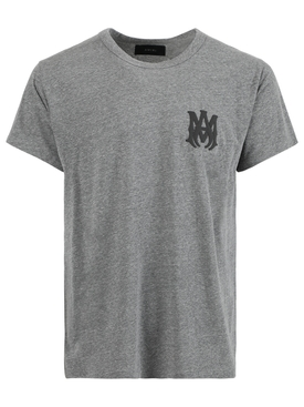 Grey MA Logo T-shirt