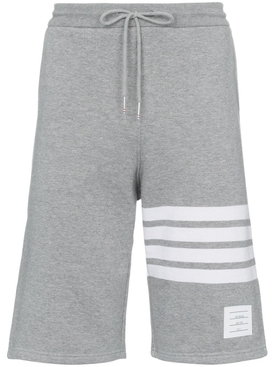 4-BAR JERSEY SWEATSHORTS