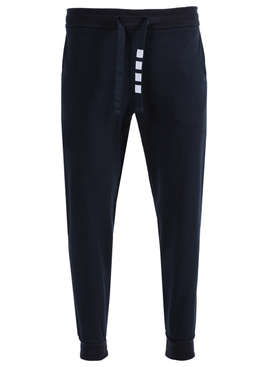 4-BAR DRAWCORD SWEATPANTS NAVY