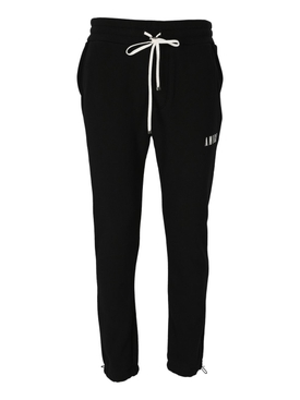 CORE LOGO SWEATPANT, BLACK