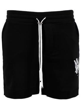 'MA' Sweat shorts