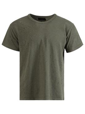 Shotgun T-shirt, Green