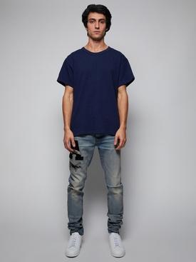 Shotgun T-shirt, Navy