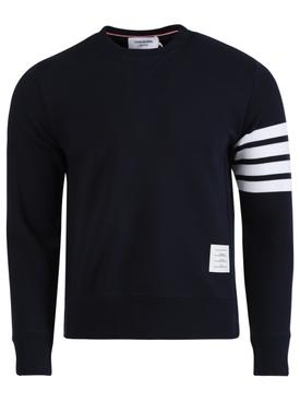 Classic 4-bar sweatshirt NAVY