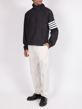 DOUBLE ZIP ANORAK JACKET