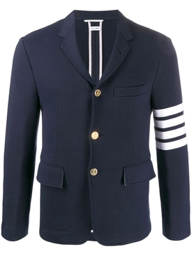 4-Bar Classic unconstructed jacket NAVY
