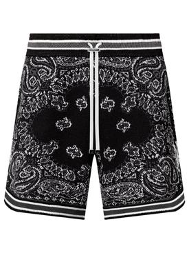 Bandana B-ball Shorts, Black