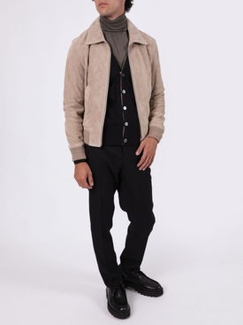 4-Bar classic v-neck cardigan