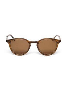 Round Marmont sunglasses BROWN