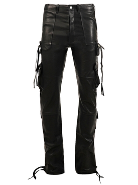 LEATHER TACTICAL PANT