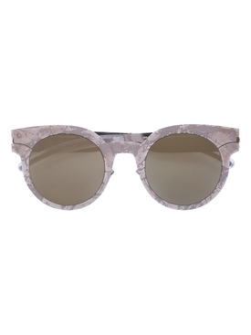 Gunmetal Flash Sunglasses