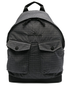 double-patch pocket backpack