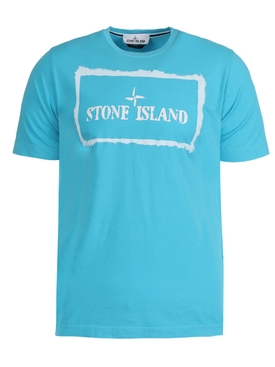 CLASSIC FIT T-SHIRT TURQUOISE