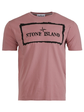 CLASSIC FIT T-SHIRT RED ONION PINK