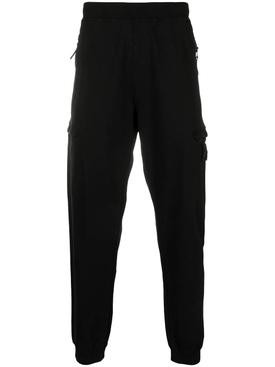 FLEECE PANTS BLACK
