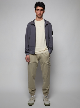 FLEECE PANTS KHAKI