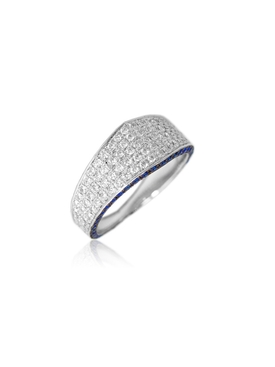 Modernist Band, Sapphires and Diamonds