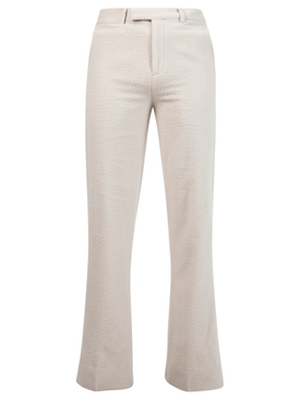 Tailored Baggy Pants Alabaster