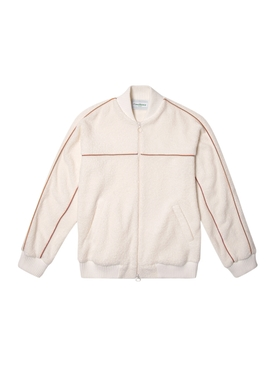 Piped Terry Tracksuit Top