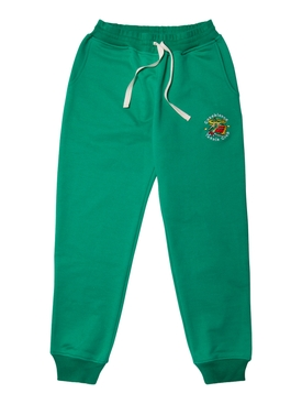 Embroidered Pant GREEN