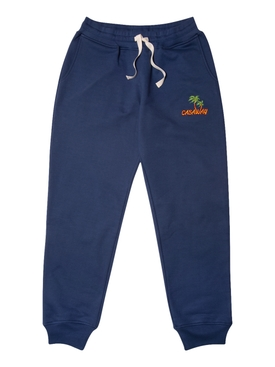 Embroidered Pant NAVY CASAWAY