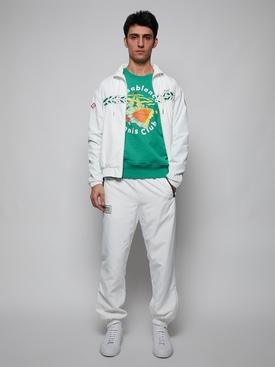 Sport Tracksuit Pant, White
