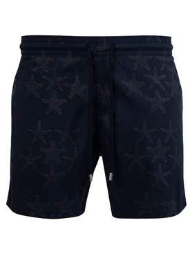 Navy Starfish Moorise Swim Shorts